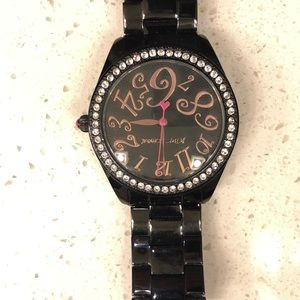 Betsey Johnson Accessories - Betsy Johnson watch